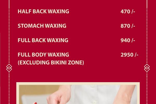 jawed habib waxing cost