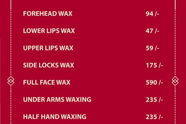 wax price