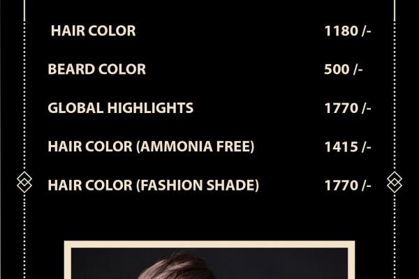 Jawed habib hair color price