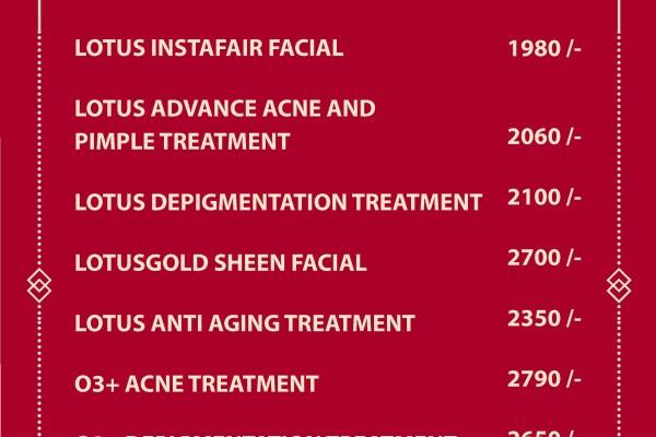 habib facial price