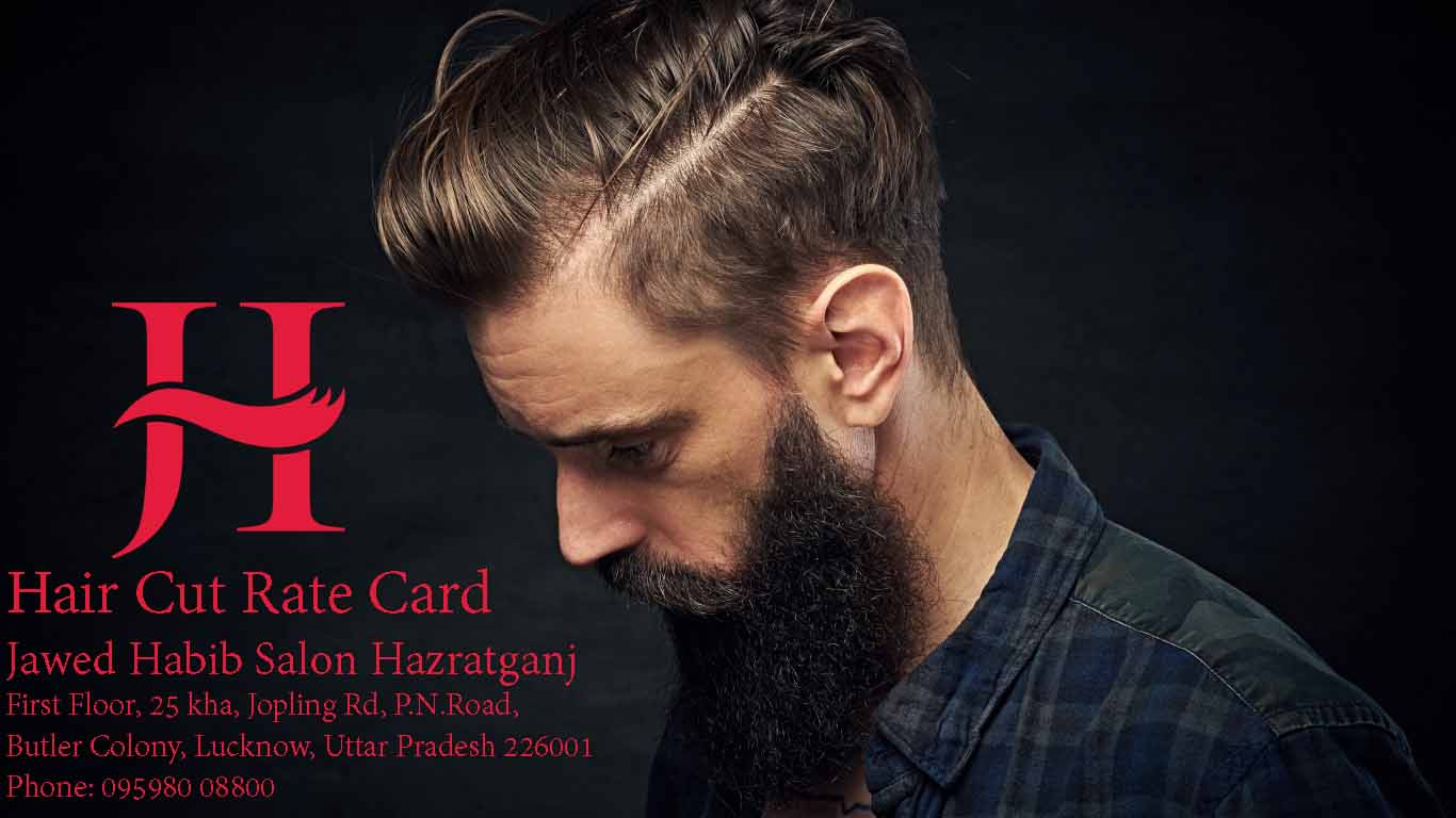 Hair cutting in Nishatganj and Balmikinagar